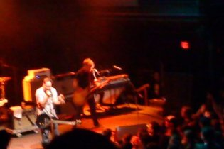 The Hold Steady at the 9:30